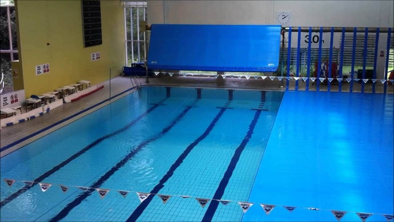 Commercial Pool Covers - AES Pool Heating