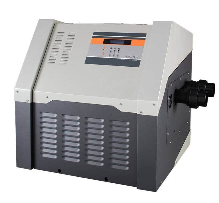 Image of HiNRG Gas Heater with white background