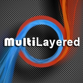 Image of Multi-layered CO-extruded