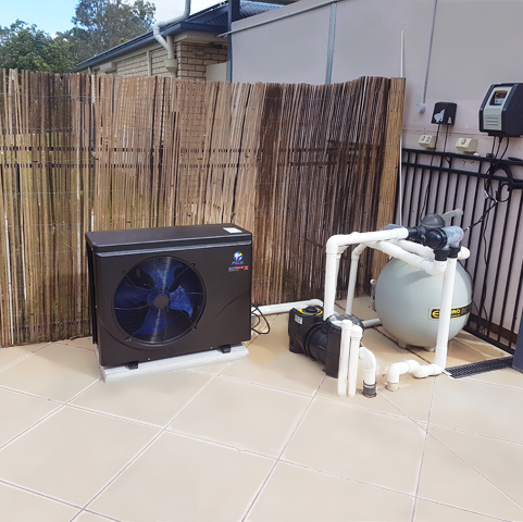 Image of Residential Heat Pump