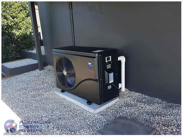 Ai Full Inverter Heat Pumps at Wall Installation