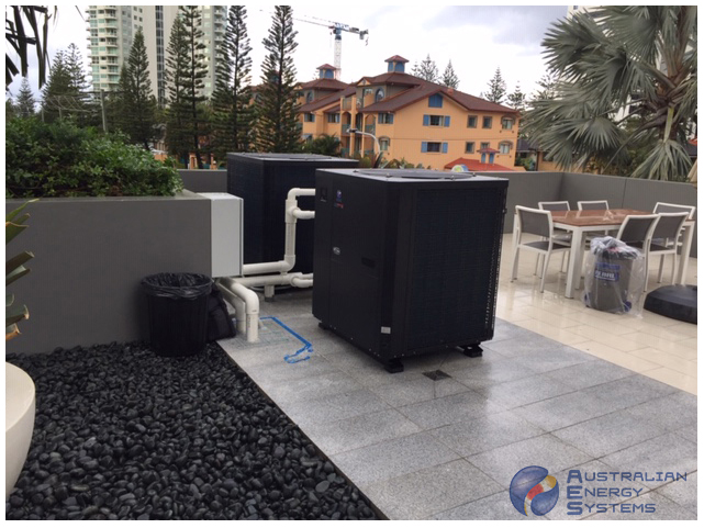 Commercial Inverter Heat Pump - 150T - Goldcoast 4