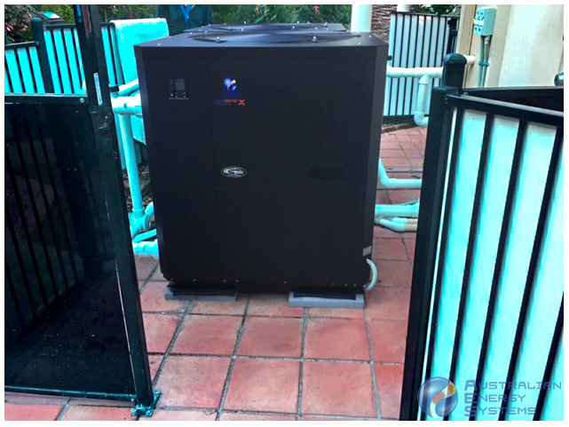 Commercial Inverter Heat Pump - 150T - Goldcoast 6