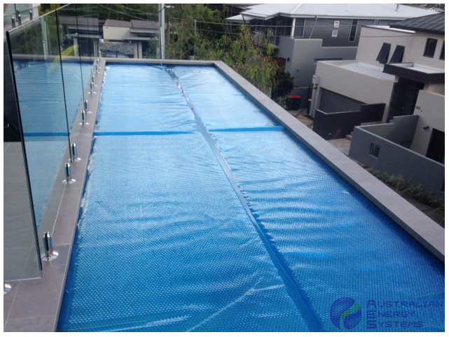 Pool Cover - Lap Pool Cover 1.0
