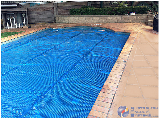 Pool Cover - Australian Energy System