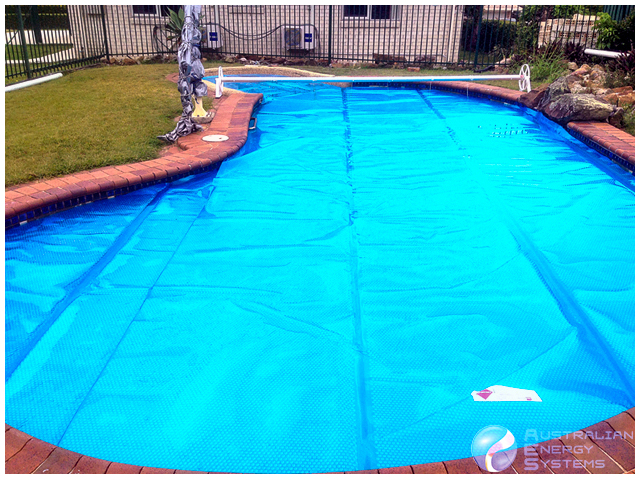 Look at this Pool Cover and Roller Kidney Shaped Pool