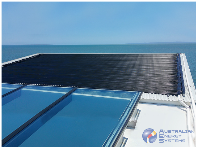Boss Solar Installation Sea View