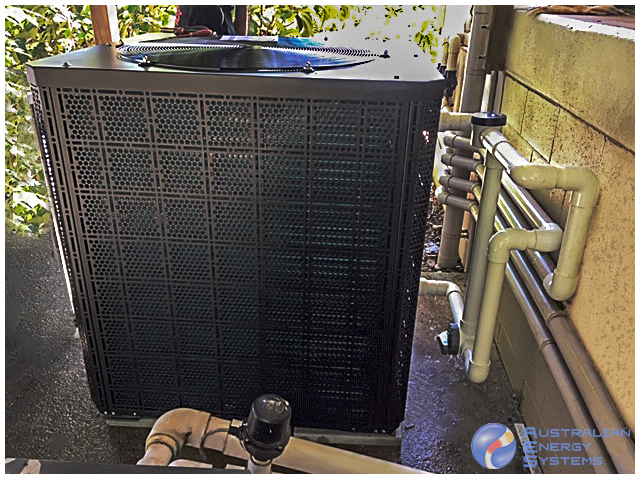 Commmercial Inverter Heat Pump 1 - how to size heat pump