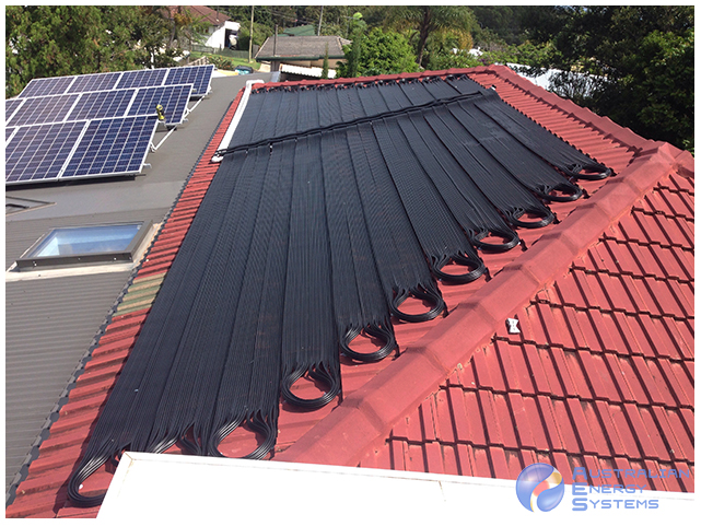 Solar Pool Heating Brisbane Installation